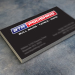 BTR Polishing Business Card Designs