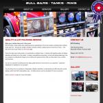 BTR Polishing Web Site Design