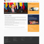 ISRHML Web Site Design