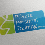 Private Personal Training Logo Design