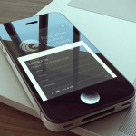 Australian Finance Solutions Web Site Design iPhone