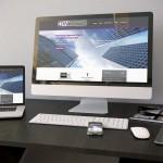 GW Capital Group Web Site Desktop
