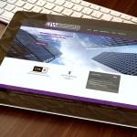 GW Capital Group Web Site Tablet