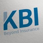 KBI Beyond Insurance Logo Design