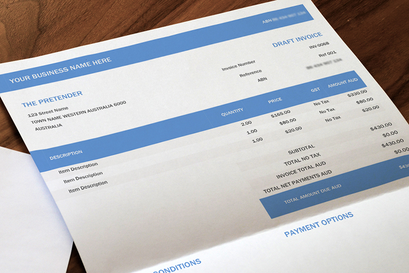 Xero Invoice Templates | Xero Custom Branding Theme Pack Sixes And Sevens