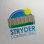 Stryder Logo Design