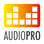 Audio Pro Logo Design