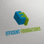Efficient Foundations Logo Design