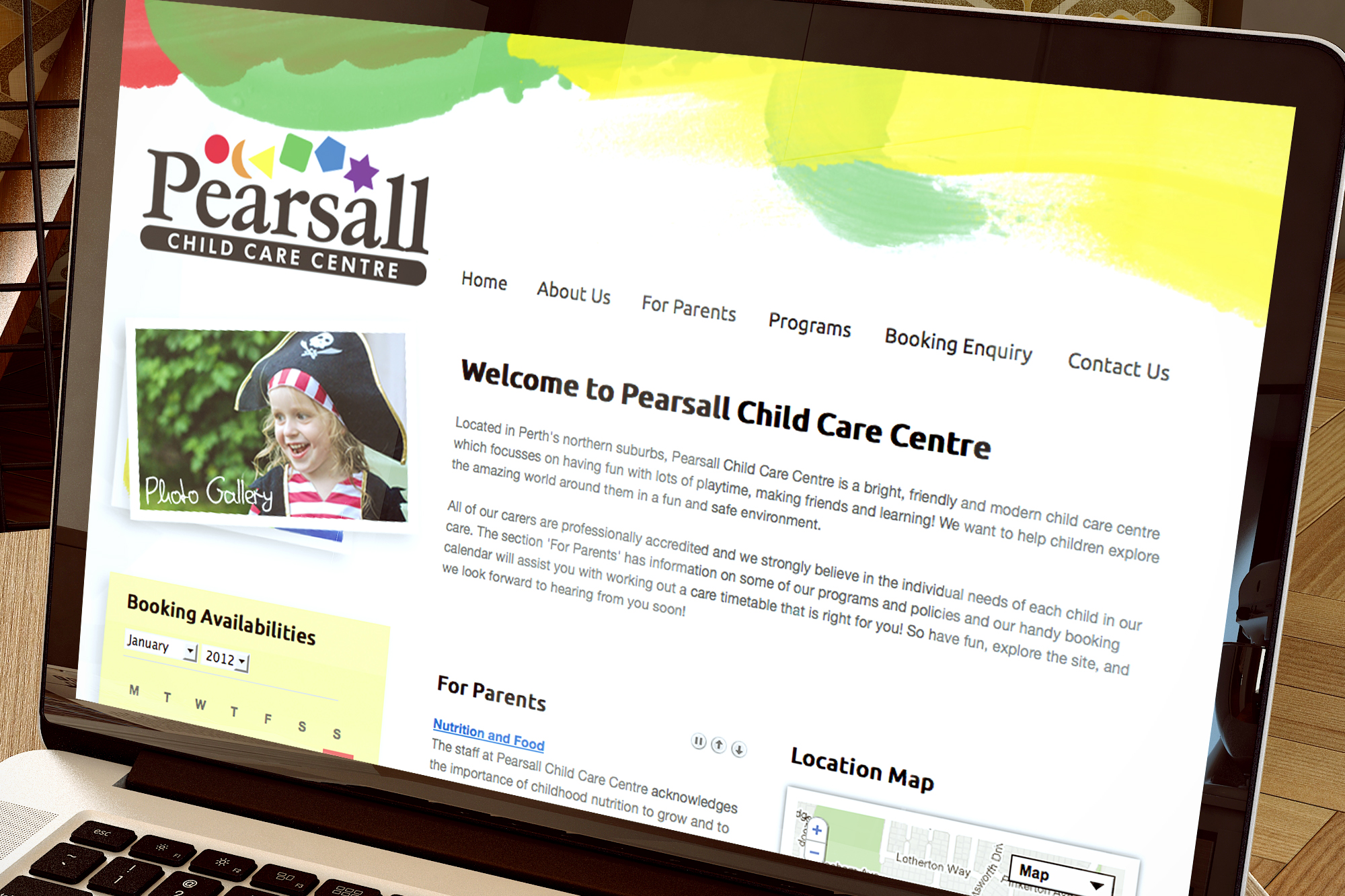 Pearsall Child Care Centre
