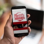 Stable Web Design Phone