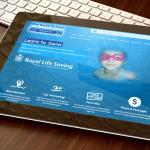 The Swim School Web Design