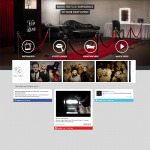 VIP Lane Web Site Design