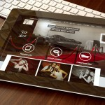 VIP Lane Web Design Tablet